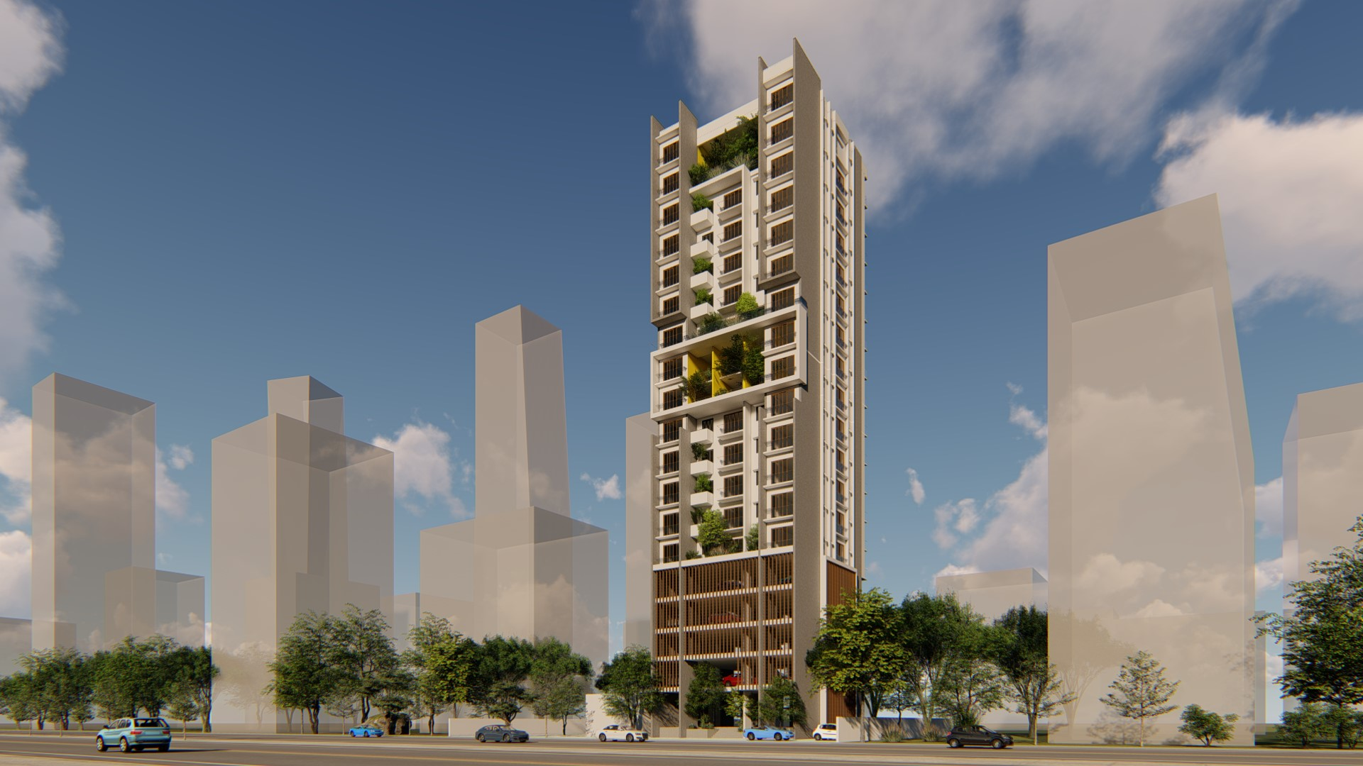 Proposed Residential tower_1